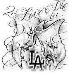 Ghetto Urban Tattoo Designs