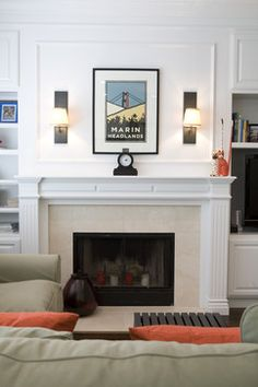 Fireplaces Design Ideas, Pictures, Remodel, and Decor - page 49