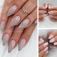 Nailed It, Nails, Beauty, Hot Pink, Finger Nails, Ongles, Nail, Beauty Illustration, It Works