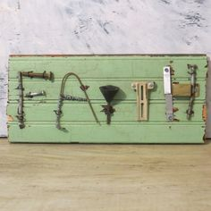 Faith sign Industrial Sign Steampunk Sign by oZdOinGItagaiN, $25.00