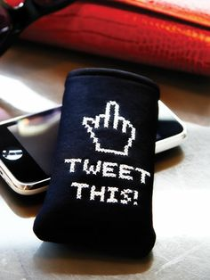 tweet this - phone cover