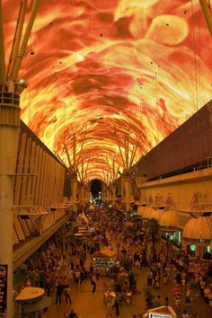 Freemont St., Las Vegas