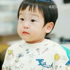 Lee Seojun lovely twins from the return of superman. Cute overload ><