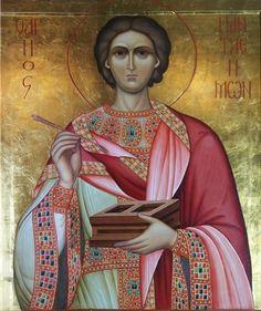 Saint Panteleimon the Healer Icon