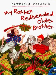 """Read """"My Rotten Redheaded Older Brother With Audio Recording"""" by Patricia Polacco available from Rakuten Kobo. There's nothing worse than a rotten redheaded older brother who can do everything you can do better! Writing Mentor Texts, Personal Narrative Writing, Memoir Writing, Personal Narratives, Writing Traits, Mentor Sentences, Informational Writing, Persuasive Writing, Teaching Themes"""