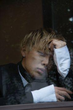#iKON #Bobby for madameFIGARO Japan