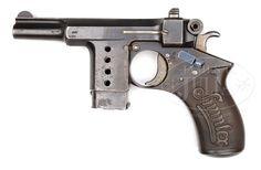 Пистолет Бергманн Симплекс (кликните по изображению, чтобы увидеть фото полного размера)