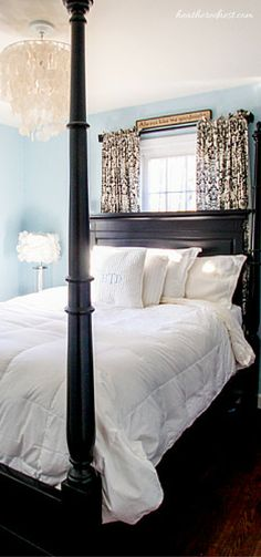 6 Sharing Cool Tips: Bedroom Remodel Cheap Home Decor rustic bedroom remodel light fixtures.Bedroom Remodel On A Budget Mirror small bedroom decorating ideas apartment therapy. Pretty Bedroom, Blue Bedroom, Dream Bedroom, Home Decor Bedroom, Master Bedroom, Cozy Bedroom, Girls Bedroom, Bedroom Furniture, Bedroom Ideas