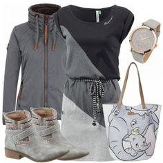 sweet Outfit - Frühlings-Outfits bei FrauenOutfits.de