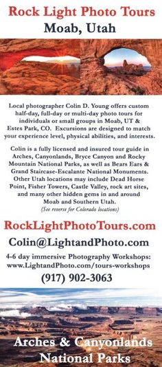 Landscape photography from upstate New York, Colorado & Utah to National Parks across the country. Escalante National Monument, Local Photographers, Art Sites, Grand Staircase, Bryce Canyon, Estes Park, Rocky Mountain National Park, Day Tours, Rocky Mountains