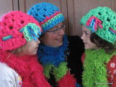 Super+Bulky+Yarn+Afghan+Pattern | Crocheting: Liz ~ super bulky hat