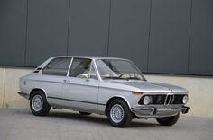 1974 Roundie: BMW 2002tii Touring