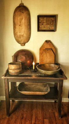 primitive country decorating for the kitchen Primitive Living Room, Primitive Homes, Primitive Furniture, Primitive Kitchen, Primitive Antiques, Country Furniture, Country Primitive, Primitive Decor, Antique Furniture