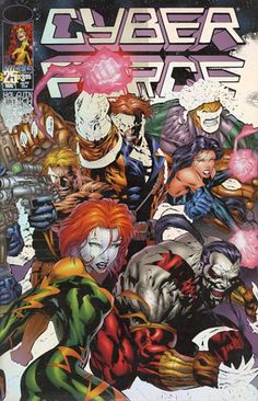 Velocity (Carin Taylor) [Cyber Force | Cyberforce, Vol. 2 #25