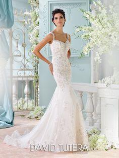 068244a13f2 Unique Wedding Dresses Spring 2019 - Martin Thornburg