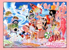 Read manga One Piece 642 online in high quality