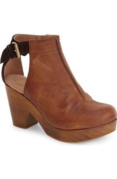 Free People 'Amber Orchard' Cutout Bootie (Women) available at #Nordstrom