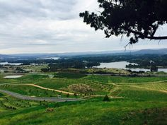 canberra hikes - why it's called the bush capital