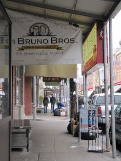 Di Bruno Brothers, Philadelphia, Pennsylvania ~ The absolute best place to get the absolute best peanut butter cookies ever!