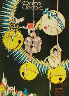 """Feb. 12, 1927, """"Para Todos"""" magazine"""