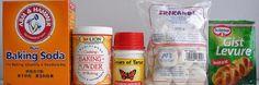 Wat is het verschil tussen baking soda en soda zuiveringszout en soda kristallen. Laat ons zeggen dat er weinig verschil is en toch weer veel. Baking soda en gewone soda lijken