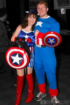 #CaptainAmerica #Cosplay from #SteelCityCon #ComicCon ----- Check out more of my photography @ http://www.facebook.com/MidnightSkyPhotography (Link in Profile) ----- #MidnightSkyPhotography #MidSkyPhoto