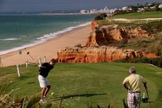 Golf, Algarve, Portugal  Attention all Golfers!!!!  :)   This is an amazing beach!!!!