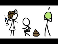 ▶ Poop Transplants! - YouTube Very interesting and effective treatment for c-diff. Has also some some slight early promise for people with IBD, especially for treating those with Ulcerative Colitis. Heck, at this point I would be willing to try nearly anything! LOL!