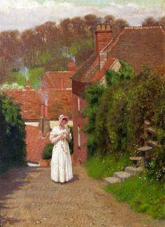 Edmund Blair Leighton | Victorian-Era painter | Tutt'Art@ | Pittura * Scultura * Poesia * Musica |