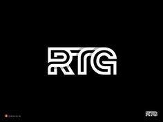 RTG (railway related brand) by George Bokhua - Dribbble