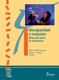 Discapacidad e inclusión: Manual para la docencia (SID)