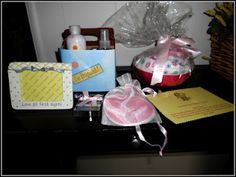 One Busy Mama and Teacher: Baby Shower Gifts