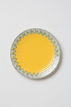 Minaret Side Plate #anthropologie