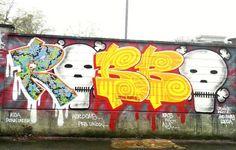 TEAM KING ROBBO - JOHN ROBERTSON - STREET ARTIST