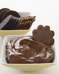 Gianduja Mousse Recipe from Food & Wine