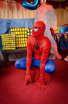 #JoJoFun #SpidermanChildrensEntertainer #Spiderman #London #Mascots #SpidermanMascot