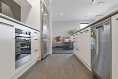 Jennian Homes - Visit our Display Home in Timaru Display Homes, Canterbury, French Door Refrigerator, Kitchen Appliances, Diy Kitchen Appliances, Home Appliances, Domestic Appliances