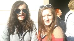 #girls#sunglasses#Prague#friend#Kolty#Robka#sun