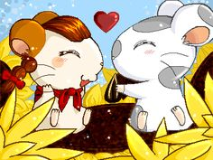 + Sunseed love + by ~Basy-chan on deviantART