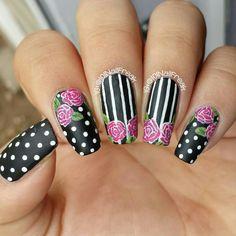 Instagram:101NailFreak ♡ #nail #nails #nailart