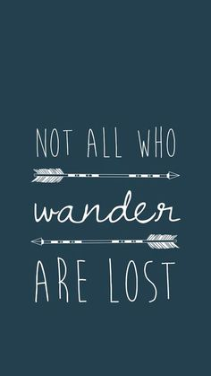 - - wander - -