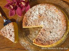 Molto Zucchero e Poco Sale: Torta Magica alla Vaniglia