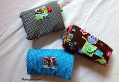 Naehoma - moni: Faltbare Einkaufsbeutel