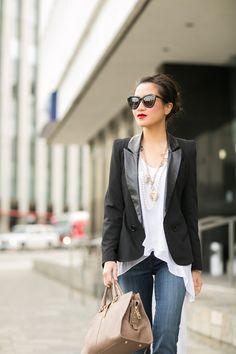 Great Heights :: Slim bootcut & Tailored blazer