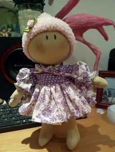 Aqui no meu ateliê nasceu uma boneca russa...