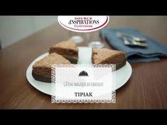 Recette Gâteau magique au chocolat - TIPIAK - YouTube