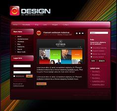 WEB DESIGN JOOMLA TEMPLATES