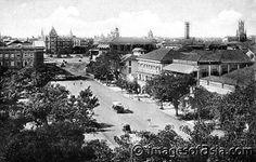 Bombay, Esplanade c. 1900