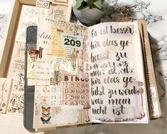 Eine neue Inspire me Seite ist entstanden #Inspire #inspireme #inspiration #inspirations #journal #journaling #planner #plannercommunity #planning #vintage #creative #kreativ #kreativeauszeit #midori #midoritravelersnotebook #travelersnotebook #travelersjournal #tn #dori