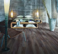 Pergo Living Expression Chalked Coffee Oak Laminate Flooring